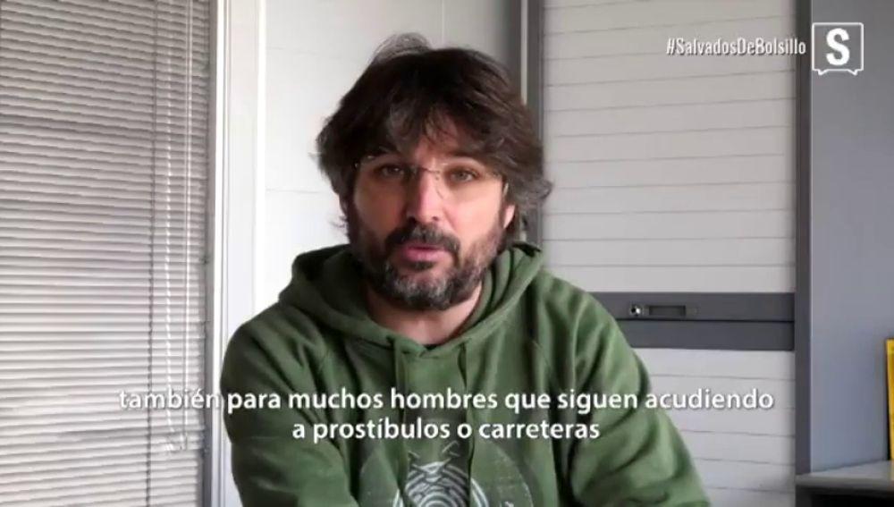 """El mensaje de Jordi Évole sobre el reportaje de Salvados sobre la trata de mujeres: """"Se han convertido en invisibles para muchos hombres que siguen acudiendo a prostíbulos o carreteras"""""""