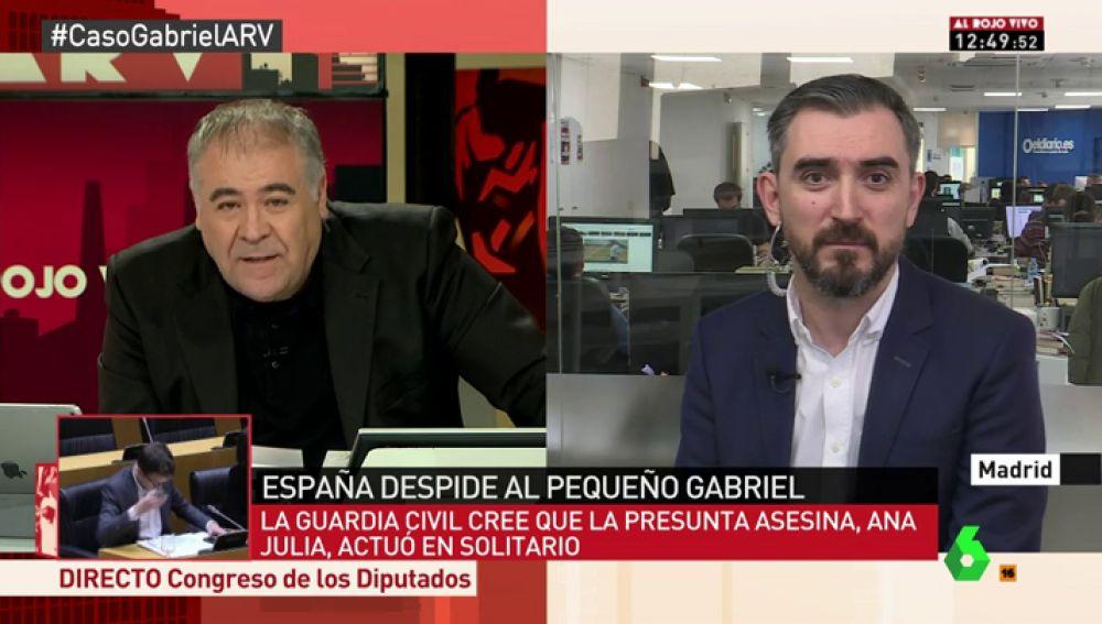 El periodista Ignacio Escolar