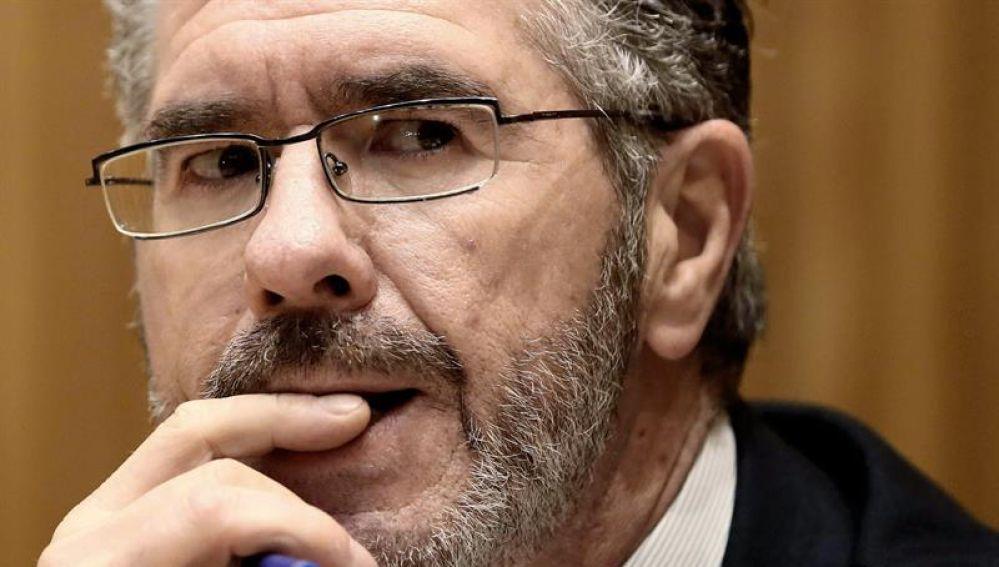 El exsecretario general del PP de Madrid Francisco Granados