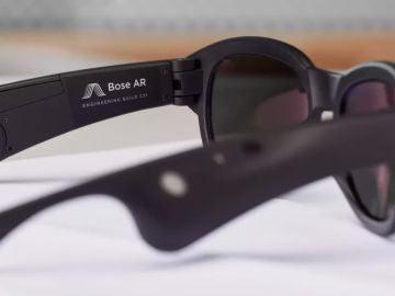 Unas gafas de realidad aumentada que usan el oído en lugar de la vista