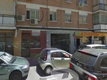 Vivienda donde ha tenido lugar el apuñalamiento en Alcalá