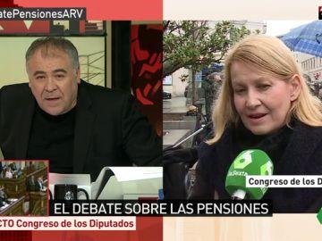 Mari Carmen Barrera, secretaria de políticas sociales y empleo de UGT