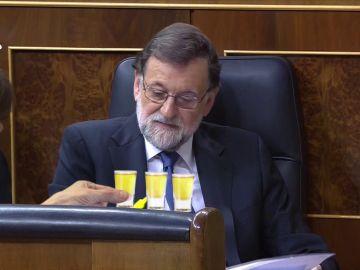 Vídeos manipulados, Soraya Sáenz de Santamaría y Mariano Rajoy