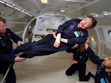 El sueno no cumplido de Hawking fue viajar al espacio