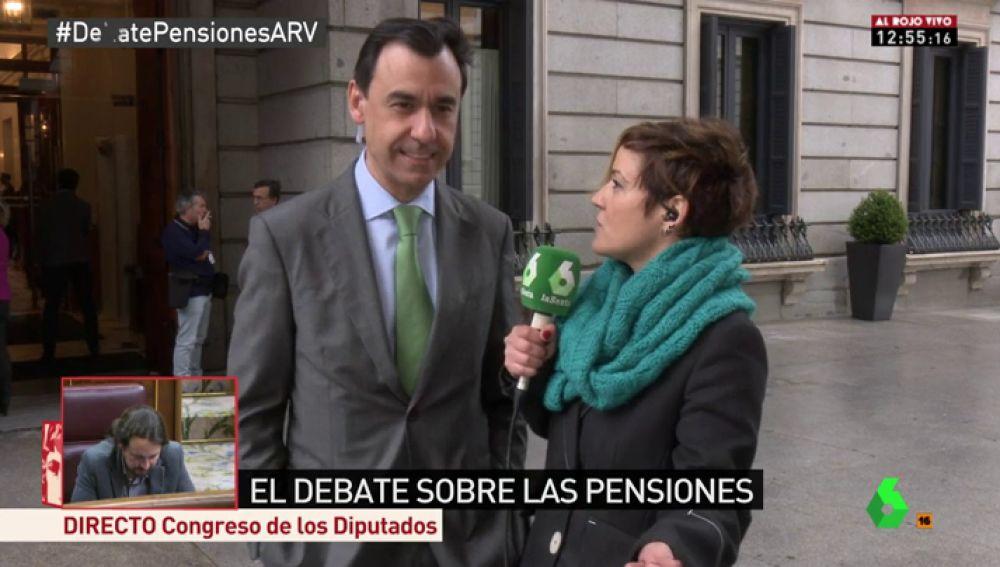 Fernando Martínez-Maíllo, coordinador general del PP
