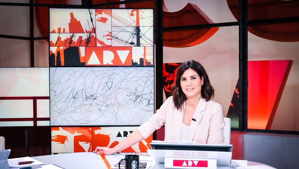María Llapart, nueva presentadora suplente de Al Rojo Vivo