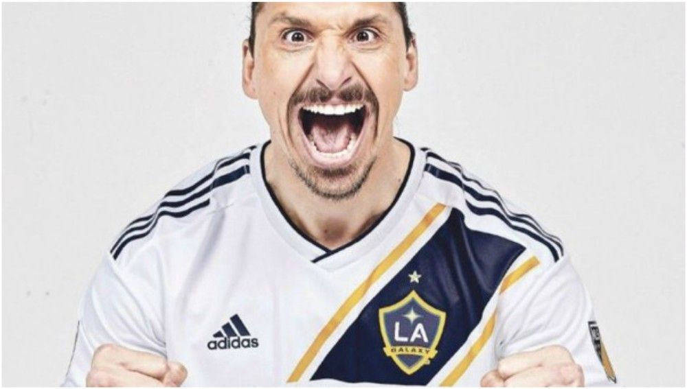 Ibrahimovic ficha por Los Ángeles Galaxy
