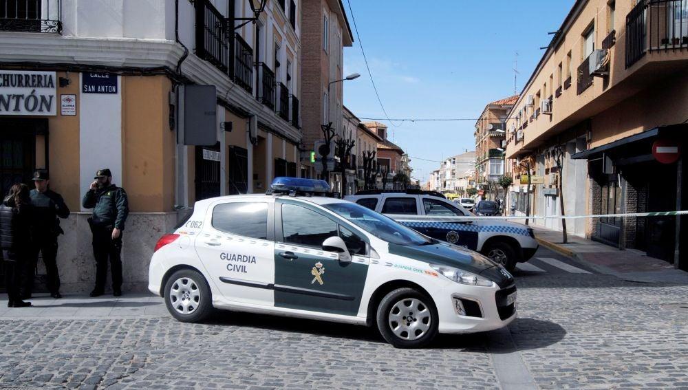Detenido por descuartizar a una joven en Valdemoro