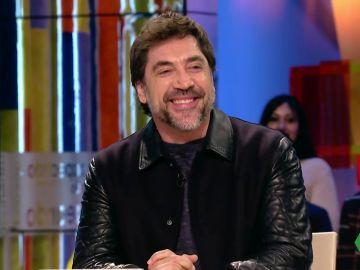 Javier Bardem, en Zapeando