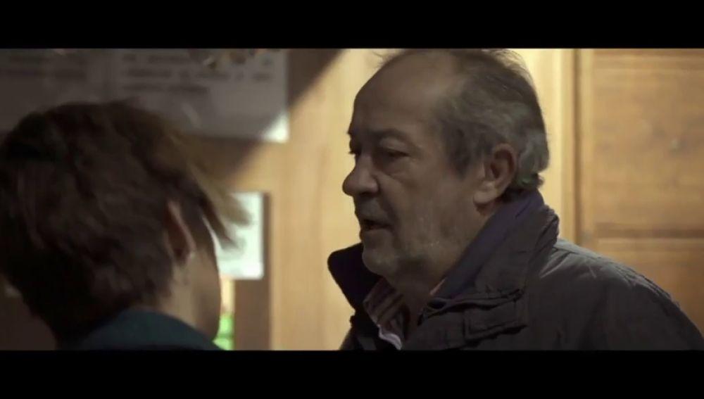 "Juan Lanzas llama ""gilipollas"" a Cristina Pardo en televisión, este domingo en Malas Compañías"