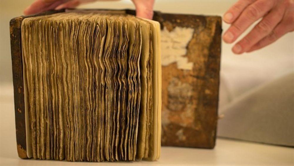 El manuscrito de Galeno