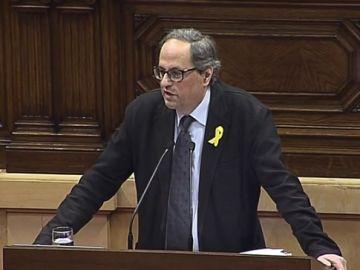 Joaquim Torra, de JuntsxCat
