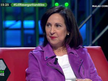 Margarita Robles, en laSexta Noche