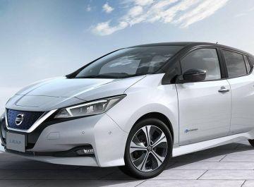 Nissan lanzará 8 coches eléctricos de aquí a 2022