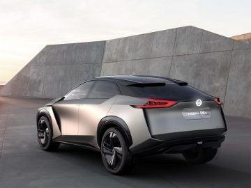 Nissan quiere seguir siendo la reina de los coches eléctricos