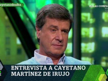 Cayetano Martínez de Irujo, conde de Salvatierra