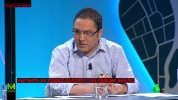Aníbal Domínguez, hermano y tío de los muertos en Almonte