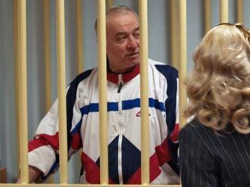 El exespía ruso Sergei Skripal