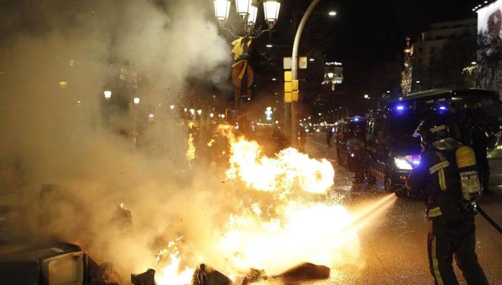 Resultado de imagen de cdr disturbios