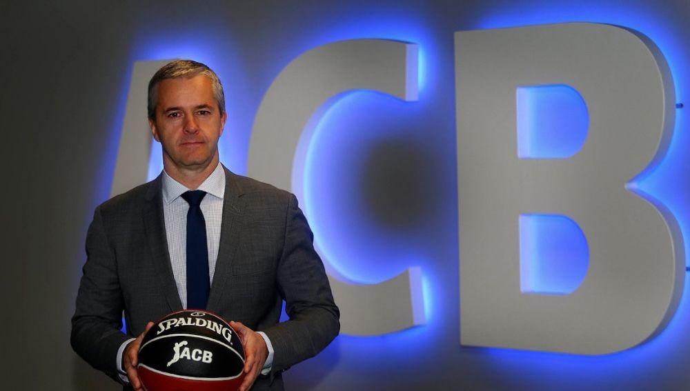 José Miguel Calleja Bermejo, nuevo directo general de la ACB