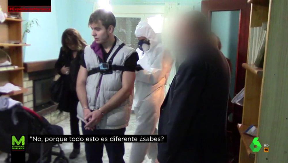 Patrick Nogueira, asesino de Pioz
