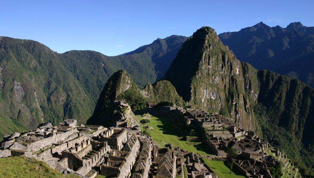 Machu Picchu de Cuzco, Perú