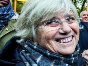 La exconsellera de Educación, Clara Ponsatí