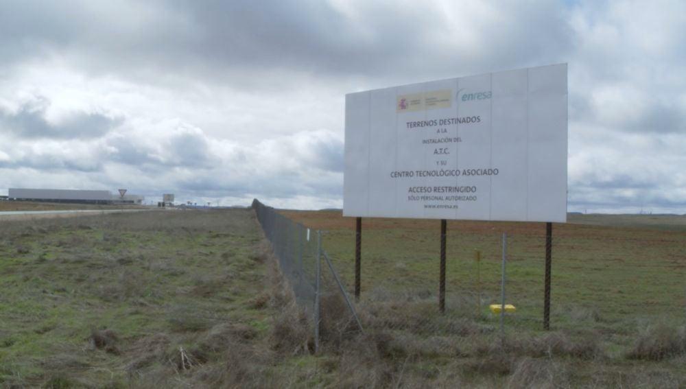 Villar de Cañas (Cuenta) albergará un cementerio nuclear