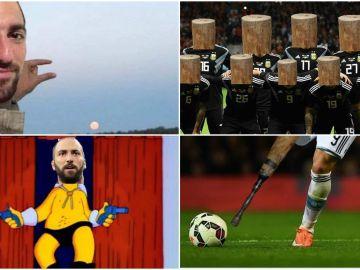 Memes del España-Argentina
