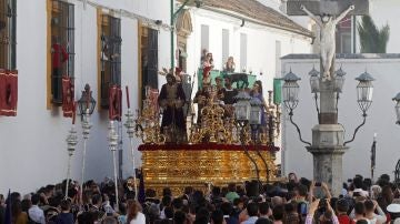 Procesión de Martes Santo celebrada esta tarde por las calles de Córdoba