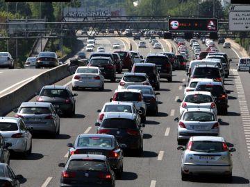 Desplazamientos por carretera en Semana Santa