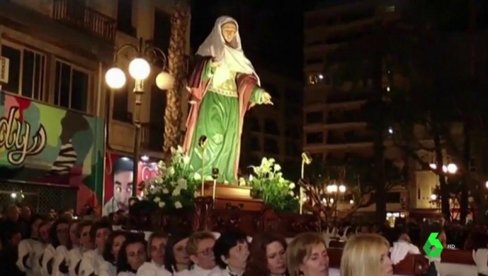 Hermandad de Santa Faz en Alzira, Valencia