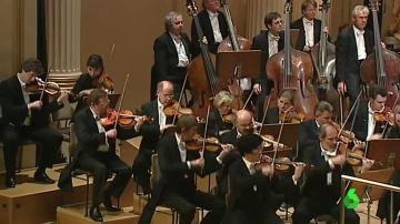 Imagen de archivo de violinistas