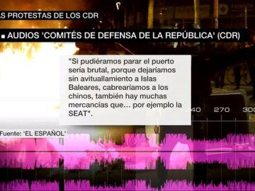 Audios CDR