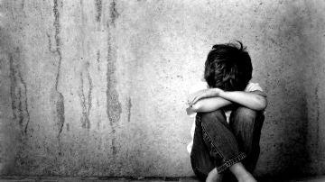 Recreación de la agresión a un menor