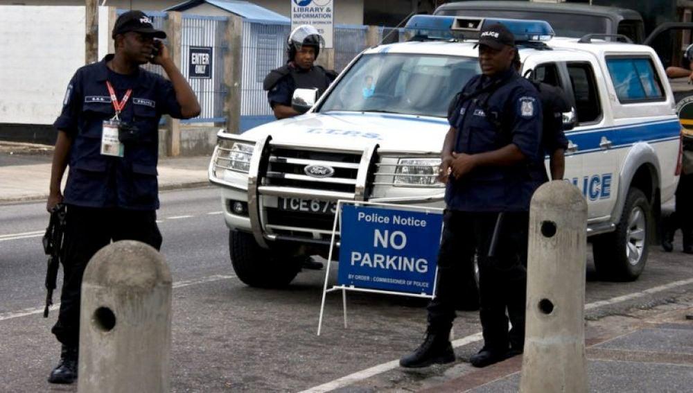 Policía de Trinidad y Tobago