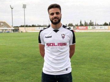 Pelayo Novo, jugador del Albacete