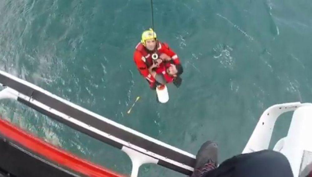 Rescatado en Cullera, Alicante