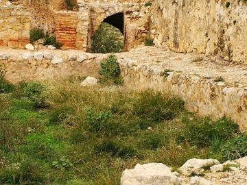 Imagen del Castillo de Chulilla, Valencia