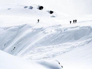 Lugar en Suiza en el que han muerto tres esquiadores españoles