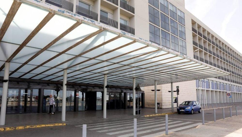Imagen del hospital de Alzira