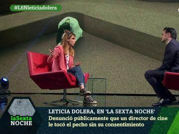 Leticia Dolera, en laSexta Noche