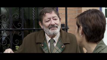 Javier Guerrero y Cristina Pardo en Malas Compañías