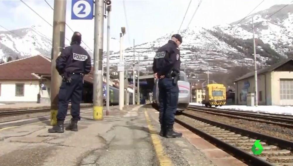 Estación de tren de Turín
