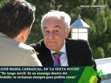 José María Carrascal, en laSexta Noche