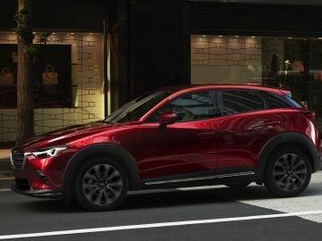 Mazda lanza la actualización de su SUV más pequeño, el CX-3