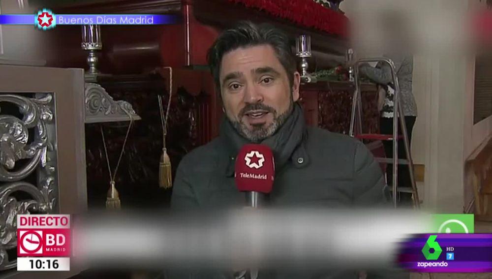 José Antonio Masegosa hace un llamamiento en directo