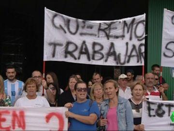 invernadero protestas