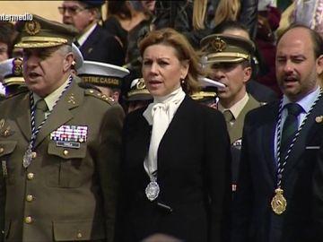 María Dolores de Cospedal en El Intermedio