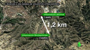 Cuatro encapuchados violan a una mujer tras asaltar su casa de Murcia para robar